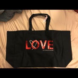 Victoria Secret Love Tote
